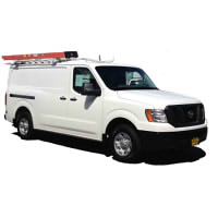 Nissan NV Std Roof Rack