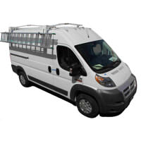 Sprinter Low Roof Ladder Rack