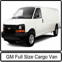 Full Size GM Express Van