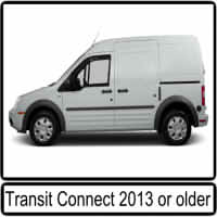 2013 or order Transit Connect
