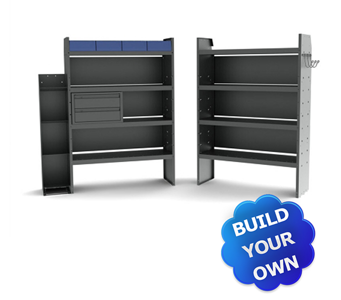 Build Your Own Shelving Packages