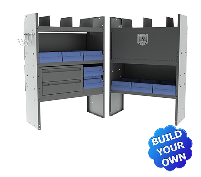 Build Your Own Shelving Package