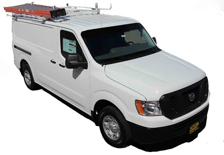 Ford Transit Nissan Nv Low Roof Cargo Van Drop Down Ladder