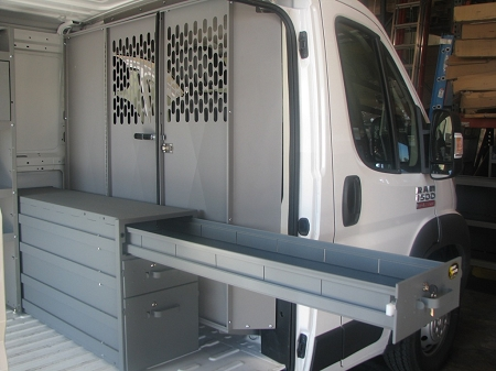 Ram Promaster Partition And Long Drawer Bundle