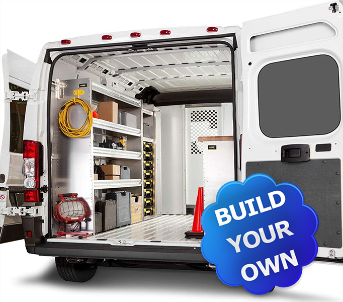 Build Your Own Sprinter Tall Roof Package