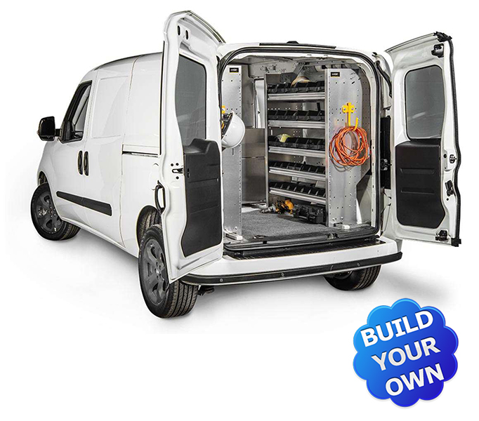 ProMaster City Build Your Own Packages
