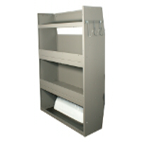 Van Shelving Units