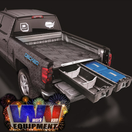 DECKED Truck Bed Storage