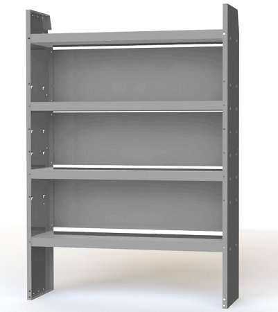 42 Inch Cargo Van Adjustable Van Shelf By Kargo Master