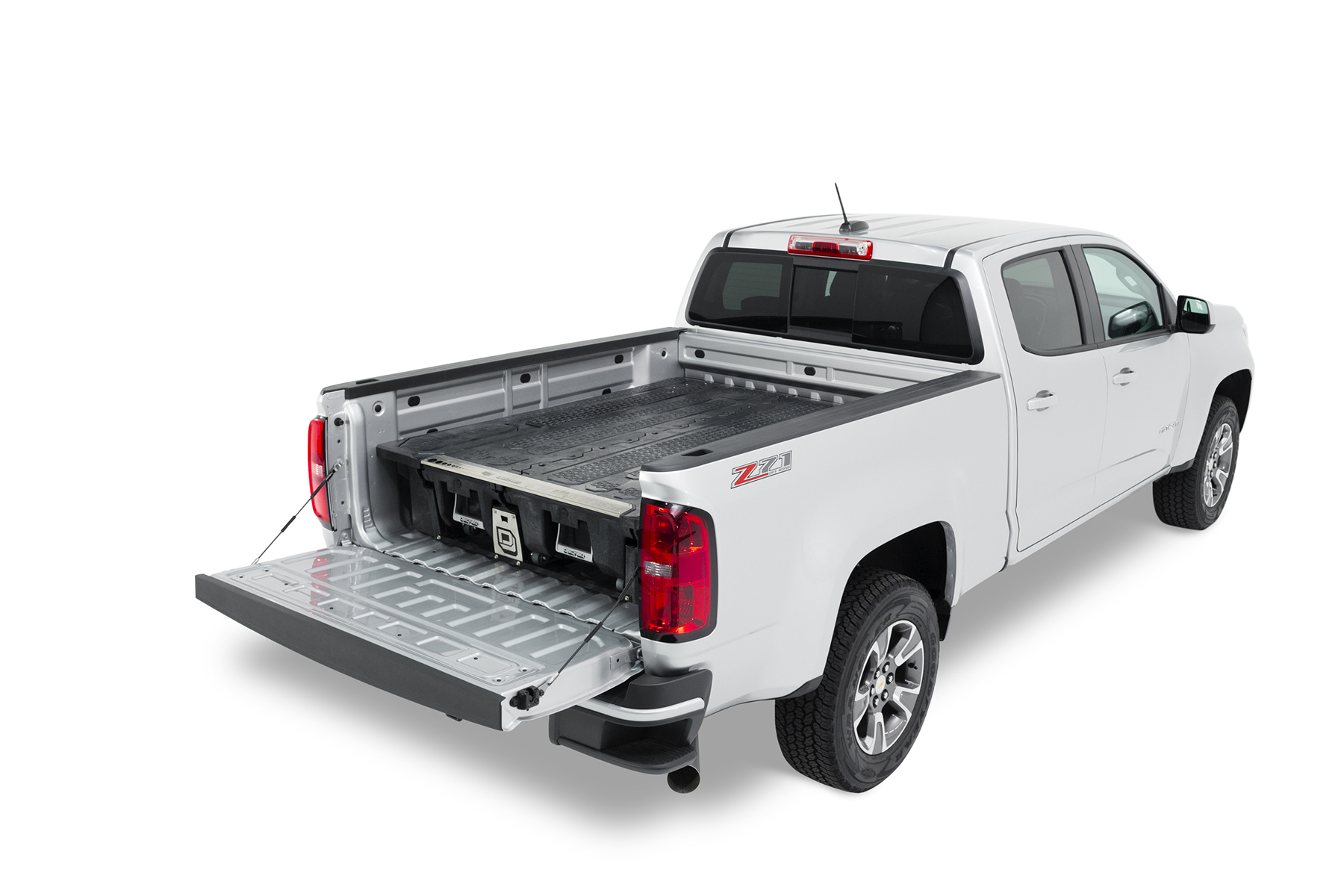 Decked Gmc Canyon Amp Chevy Colorado 2015 Truck Bed