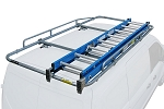 PROIII Ladder Rack For Transit Connect, Nissan NV200, Chevy City Express, or  Camper Shell