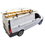 Kargo Master Full Size Van Ladder Rack
