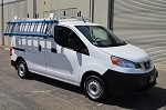 Kargo Master Chevy City Express EZ Lo-Down Ladder Rack
