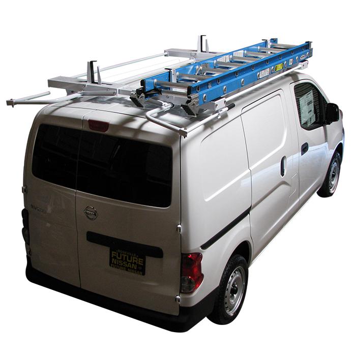 Nv200 Ladder Rack >> Nissan Nv200 Drop Down Van Ladder Rack