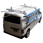 Kargo Master Nissan NV200 EZ Lo-Down Ladder Rack