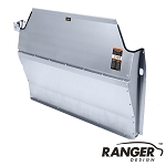 Ranger Design Solid Contoured Aluminum Partition for Nissan NV Standard Roof