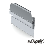 Ranger Design Solid Contoured Aluminum Partition for RAM ProMaster