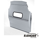 Ranger Design Aluminum Window Contoured Partition for Ford Transit High Roof