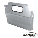 Ranger Design Aluminum Window Contoured Partition for Ford Transit Low Roof