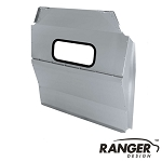 Ranger Design Aluminum Window Contoured Partition for Ford Transit Medium Roof