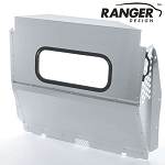 Ranger Design Aluminum Window Contoured Partition for RAM ProMaster City