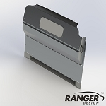 Ranger Design Aluminum Window Contoured Partition for RAM ProMaster
