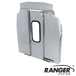 Ranger Design Sliding Door Aluminum Partition for Mercedes Sprinter High Roof