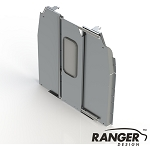 Ranger Design Sliding Door Aluminum Partition for Transit Medium Roof