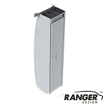 Ranger Design Contoured Locker with top Shelf for Mercedes Sprinter