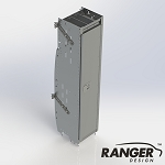 Ranger Design Locker for Ford Transit and Nissan NV