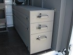 Heavy Duty 3 Long Drawer Unit