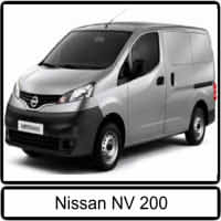 Nissan NV 200 Packages