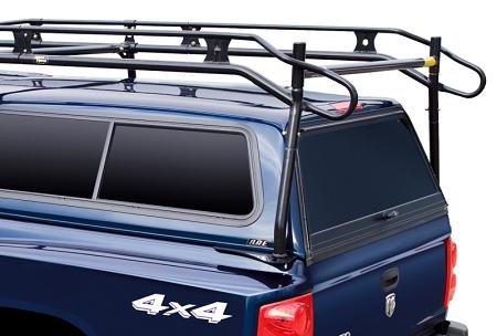 Pro Iii Adjustable Ladder Rack For Camper Shell