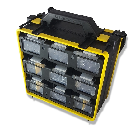 Mobile Hardware Case with Strap
