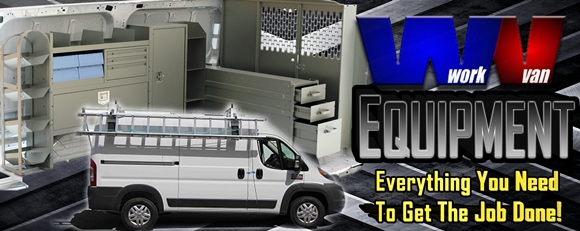 Exciting News from Work Van Equipment!