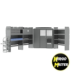 Kargo Master Sprinter Low Roof HVAC Steel Shelving Package