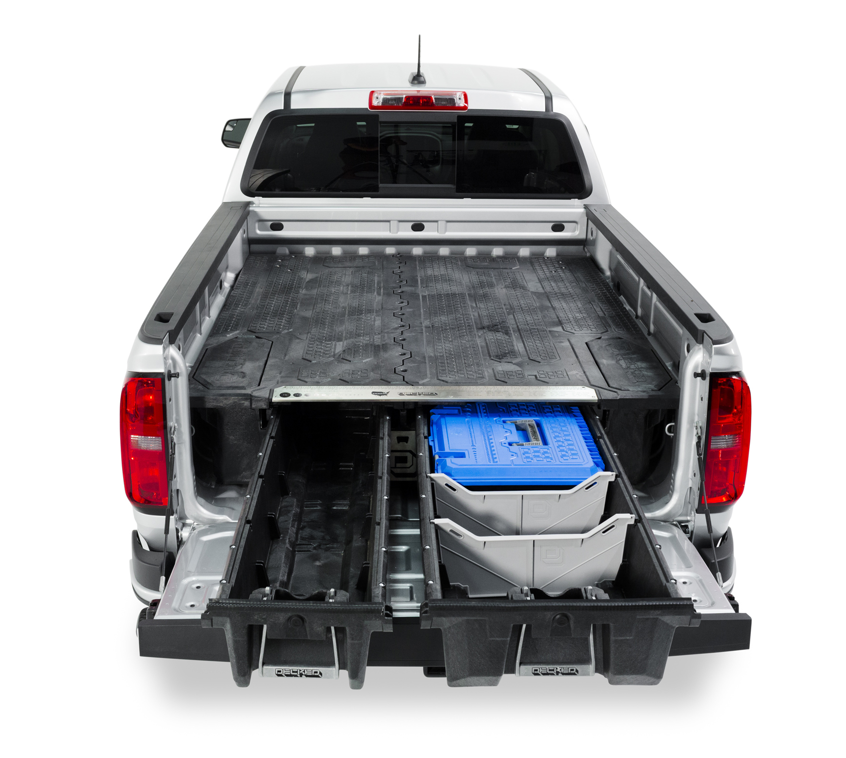 DECKED GMC Canyon & Chevy Colorado 2015 Truck Bed Drawer System