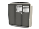 Kargo Master ProMaster/Sprinter Partition Bulkhead - Perforated Panels