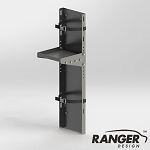 Ranger Design Adjustable 2 Level Bottle Restraint for Cargo Vans