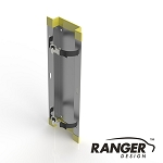 Ranger Design Large Aluminum Bottle Restraint 8x24