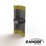 Ranger Design Small Aluminum Bottle Restraint 6x12