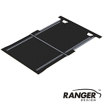 Ranger Design Cargo Van Flooring for Long Wheelbase Ford Transit Connect