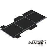 Ranger Design Cargo Van Flooring for GMC Savana/Chevy Express Ext WB