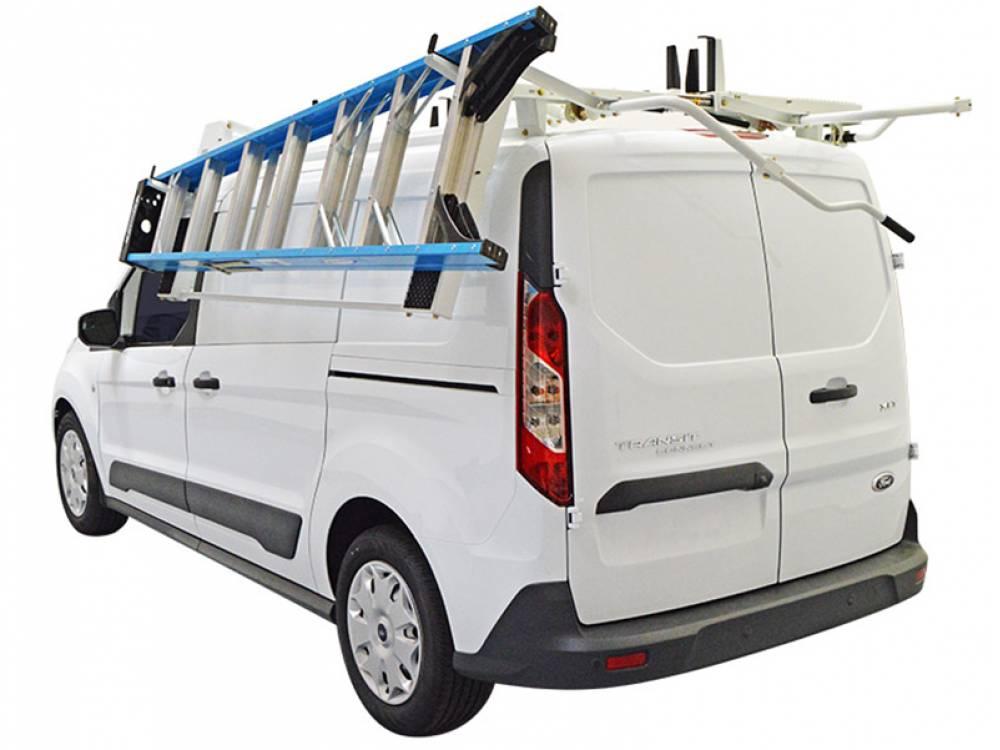 Kargo Master S Series Compact Van Drop Down Ladder Rack