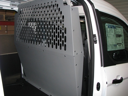 Kargo Master Compact Van Partition Bulkhead