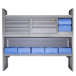Kargo Master 52in Shelf Contractor Bundle