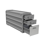 Kargo Master Heavy Duty 3 Long Drawer