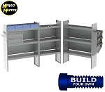 Kargo Master Ford Telecom/Electrical Steel Van Shelving Package