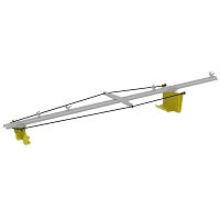 Kargo Master Interior Ladder Rack