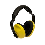 Yellow Ear Muffs - One Size